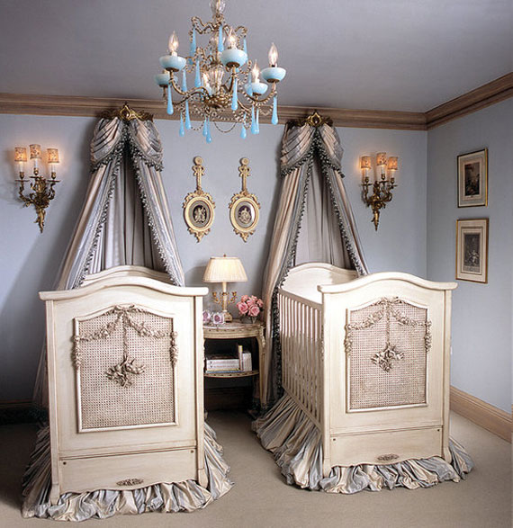 Cute-Twin-Baby-Cribs-and-Nursery-Design12[1]