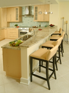 Sea Quay Kitchen 2