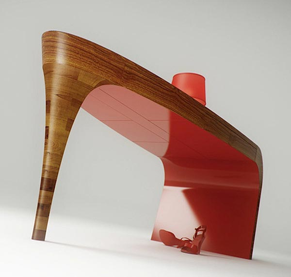Cool designs the most unique table designs for Unusual furniture ideas